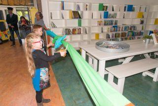 Kinderboekenweek en opening schoolbieb